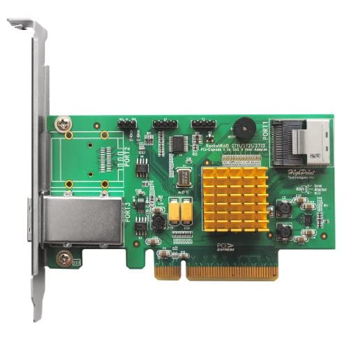 HighPoint-RocketRAID-2721-8-Port-PCI-Express-2-0-x8-SAS-SATA-6Gb-s-RAID-Controll