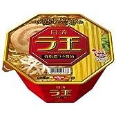 日清 ラ王 背脂濃コク醤油 114g×12個