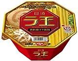 (お徳用ボックス) 日清 ラ王背脂濃コク醤油 114g×12食