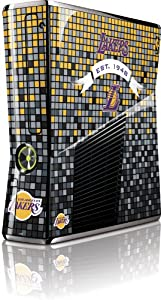 NBA - Los Angeles Lakers - LA Lakers Digi - Microsoft Xbox 360 Slim (2010) - Skinit... by Skinit