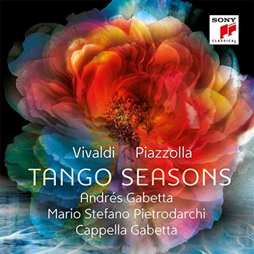 CD : CAPPELLA GABETTA - Tango Seasons (United Kingdom - Import)