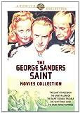 George Sanders Saint Movie Collection [DVD] [1941] [Region 1] [US Import] [NTSC]