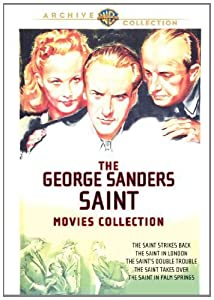 George Sanders Saint Movie Collection [Import]