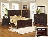 London Bedroom Suite (Queen) by Crown Mark