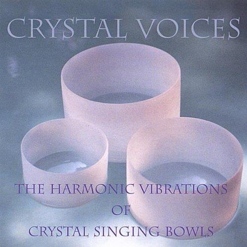 The Sound Harmonics of Crystal Singing Bowls