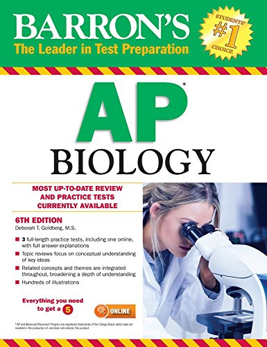 Barron's AP Biology, 6th Edition