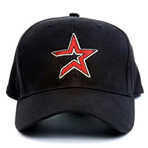 MLB Houston Astros LED Light-Up Logo Adjustable Hat by Lightwear