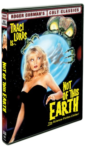 Cover art for  Not of This Earth (Roger Corman's Cult Classics)