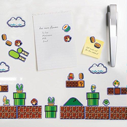 Paladone Nintendo Super Mario Bros Collectors Edition Magnets (Fridge Super Magnet compare prices)