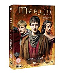 Merlin: Series 5, Vol. 2 [DVD]
