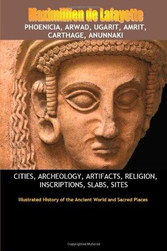 Phoenicia, Arwad, Ugarit, Amrit, Carthage, Anunnaki