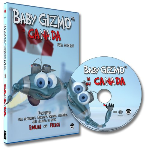 Baby Gizmo in Canada DVD - Buy Baby Gizmo in Canada DVD - Purchase Baby Gizmo in Canada DVD (Baby Gizmo, Toys & Games,Categories,Electronics for Kids,Learning & Education)