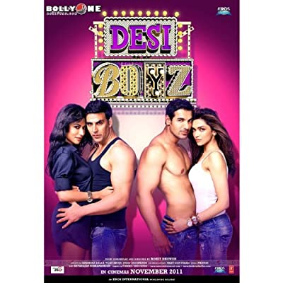 Desi Boyz- Akshay Kumar & John Abraham