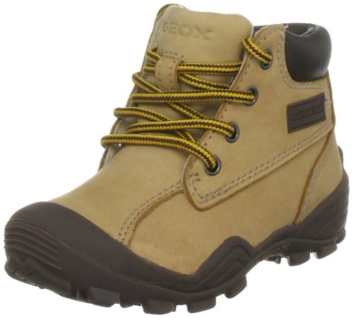 Geox Junior J Turn Abx B Dark Yellow Casual Shoe J1380B32C2285 12.5 Child UK