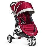 Baby Jogger City Mini Single Stroller (Crimson)