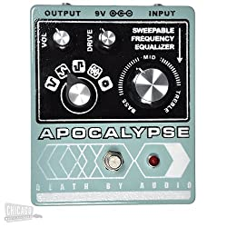 Death By Audio Apocalypse Distortion & Fuzz from Death By Audio