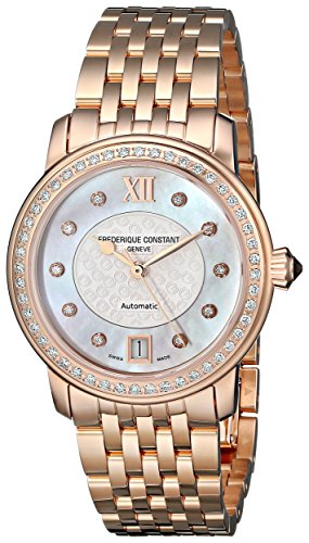 Frederique Constant FC303WHF2PD4B3 - Reloj para mujeres