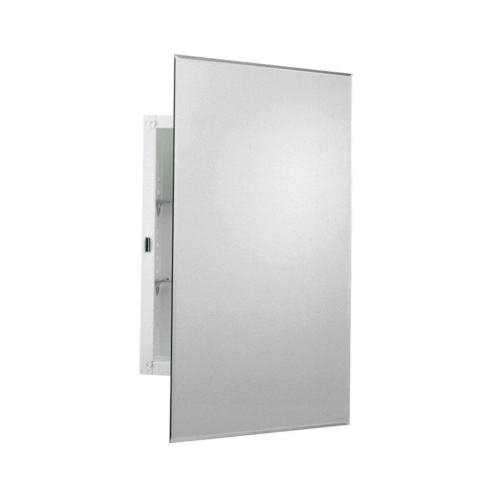 Zenith EMM1027, Prism Beveled Medicine Cabinet, Frameless