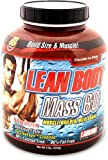 51yhDVkEBEL. SL160  Labrada Nutrition Lean Body Mass 60 Muscle Builder Protein Powder, Chocolate, 6 Pound Tub