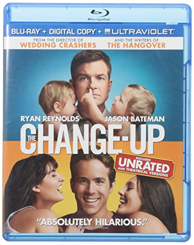 The Change-Up (Unrated Blu-ray + Digital Copy + UltraViolet + Neighbors 2: Sorority Rising Fandango Cash)