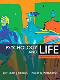 Psychology and Life Value Package (includes MyPsychLab with E-Book Student Access )