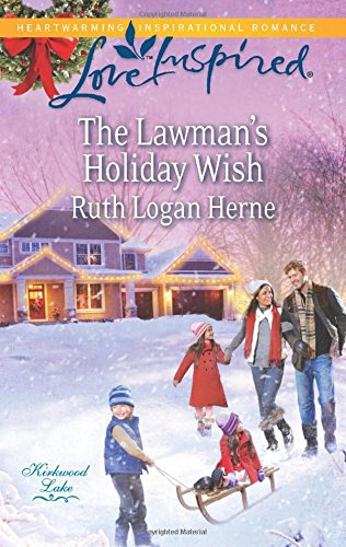 Image of The Lawman's Holiday Wish (Love Inspired\Kirkwood Lake)