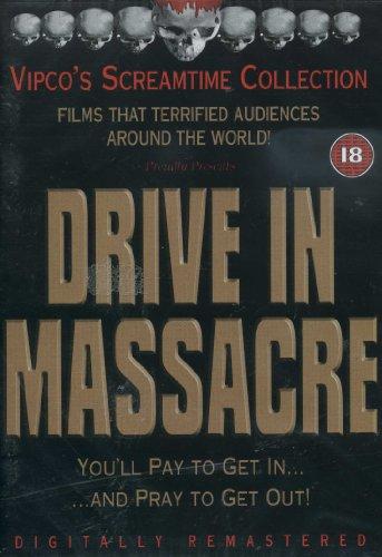 Drive in Massacre [DVD] [Import]