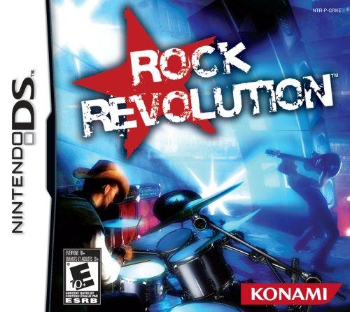 Rock Revolution - Nintendo DS - 1