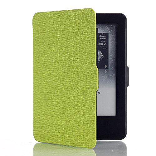 Kindle Paperwhite Case Cover Paperwhite Sleeve ImageLifestlye Hard PC Frame Protective Cover SmartShell Cases E-reader Cover Fits Kindle Paperwhite 2012, 2013 and 2015 (Kindle Keyboard Lighted Cover compare prices)