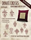 img - for Ornate Crosses Hand Embroidery Patterns book / textbook / text book
