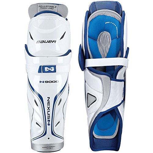 Bauer-Nexus-N9000-Hockey-Shin-Guards-Senior-15-Inch