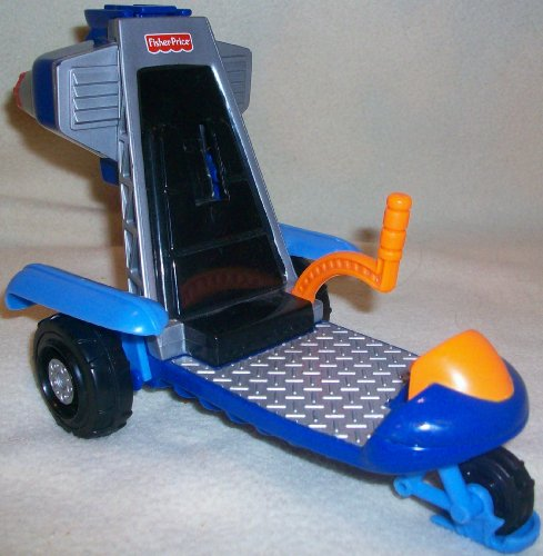 Buy Low Price Mattel Fisher Price Rescue Heroes Action Figure Doll Toy Accessory Vehicle (B002EREL02)