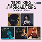 Five Classic Albums: Storyville Presents Miss Teddi King / George Wein Presents Now in Vogue / Live at 30th Street / Out of the Blue / Folk Songs a La King (Remastered)
