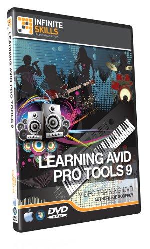 Infinite Skills Learning Pro Tools 9 Training DVD (PC/Mac)