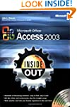 Access 2003 Inside Out Book/CD Packag...