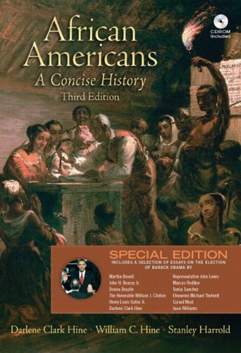 African Americans: A Concise History, Special Edition...