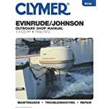 Evinrude johnson outboard shop manual 1.5 to 125 hp 1956-1972