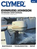img - for Evinrude Johnson Outboard Shop Manual 1.5 to 125 Hp 1956-1972 book / textbook / text book