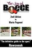 img - for The Joy of Bocce - 2nd Edition book / textbook / text book