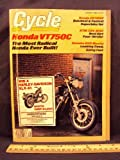 1983 83 January CYCLE Magazine (Features: Road Test on Honda VT750C / VT 750 C, Honda CB1100F / CB 1100 F, & KTM 504 MXC)