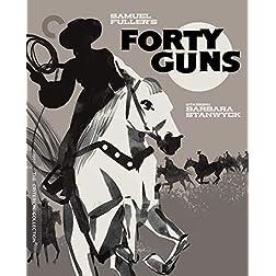 Forty Guns [Blu-ray]