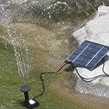 ソーラーパネル 省エネ 電源いらない ソーラー池ポンプ FS-H4009