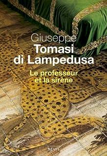 Le professeur et la sirène : nouvelles, Tomasi di Lampedusa, Giuseppe