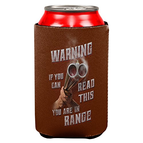 Warning You're In Range All Over Can Cooler
