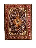 Navaei & Co. Alfombra Persian Tabriz Rojo/Multicolor 298 x 200 cm