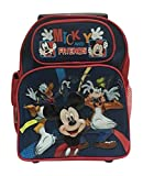 """Disney Mickey Mouse Mini 12"""" Rolling Backpack"""