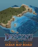 Descent: Journeys in the Dark: The Sea of Blood Expansion Ocean Map Board