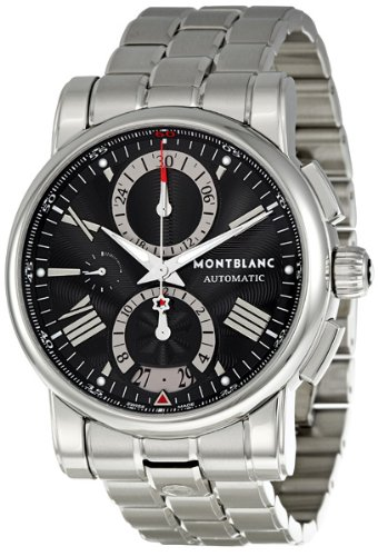 Montblanc Men's 102376 Star Chronograph Watch