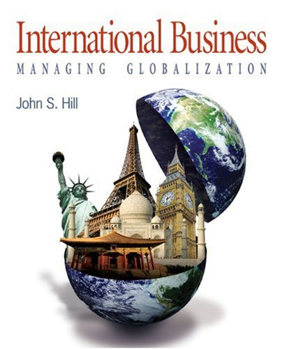 International Business: Managing Globalization
