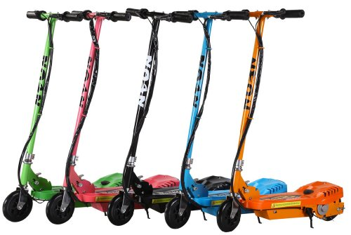 Rocket Electric E Scooter E10 Neon - 24v - All